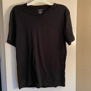 Banana Republic fitted V-neck